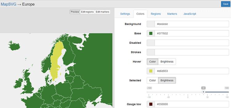 Add Interactive Maps to WordPress with MapSVG